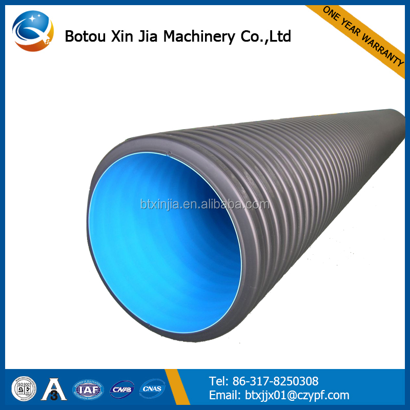 Water Supply Corrugated PE Pipe