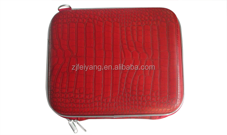 Hard case for laptop briefcase bag, eva laptop tablet sleeve bag