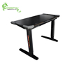 Factory Custom logo multi functional height adjustable sit stand office computer gaming desk