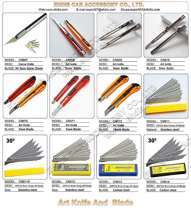 CN062 glass cleaning tools scraper with 6 inch double edge blade