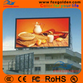 good quality p6 outdoor customized LED display