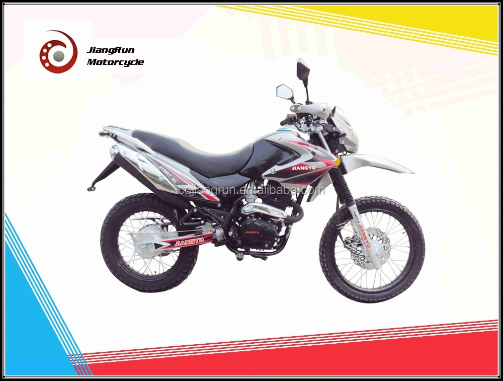 200CC Zongshen engine dirt bike JY200GY-18V motorcycle