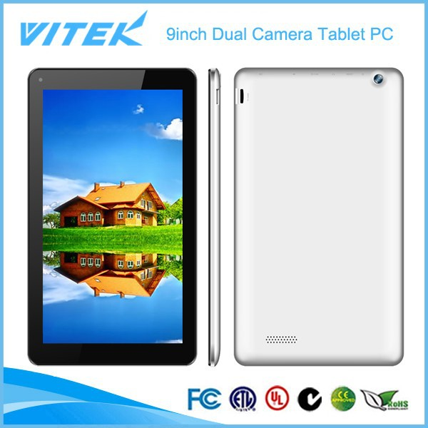 Alibaba China 9'' allwinner a20 dual core 1.5ghz tablet