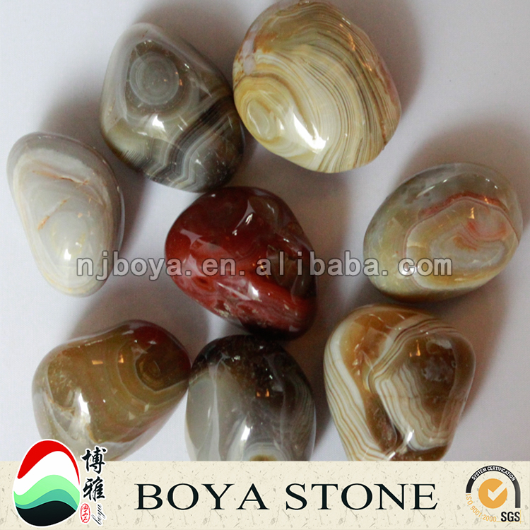 Wholesale Natural Semi-precious Stone Mixed Natural Fancy Agate Drop Finely Polished Cabochons