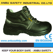 men steel toe cap safety shoes