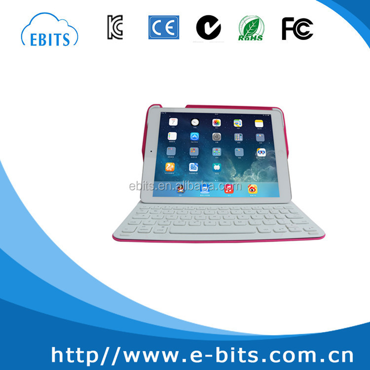 For iPad Air Keyboard Case,Leather Case ABS Bluetooth Keyboard For iPad Air
