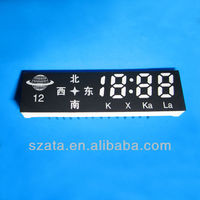 Custom LED Digital Display for GPS CE&RoHS