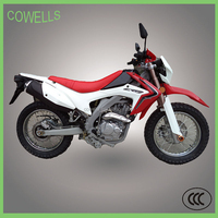 200CC High Speed Gas Powered 2015 Reliable Quality Motorcycle