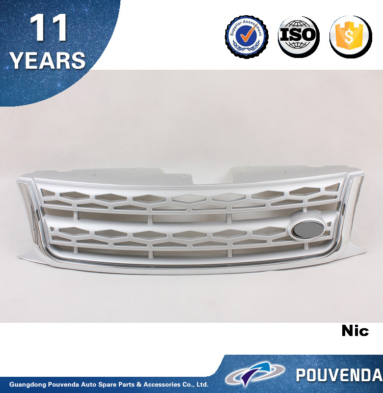 ABS Front Grille For Chery Tiggo 5 insect Mesh Auto accessories from pouvenda