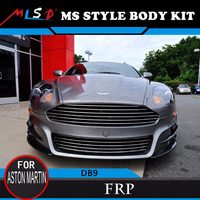 MS Style Carbon Fiber and FRP Auto Tunning Design Facelift Car Bumper Body Kit for Aston Martin