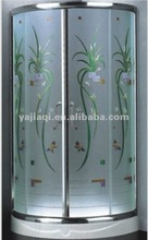 colorful glass Cabina de ducha/shower room/shower cubicle