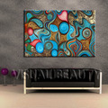 New Craft Pictures Wall Paintings Canvas Abstract Oil Painting