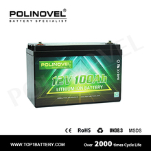 Rechargeable Lithium Battery 3.2v 100ah lifepo4 Battery