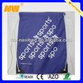 Stylish cheap waterproof drawstring bag(NV-DR002)