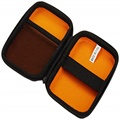 GC  Universal Travel Electronics Accessories Batteries Organizer Electronics Cable Storage Case Carry Bag