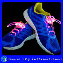 Five stars reflect shoelaces,led light funny shoelaces alibaba China reflect elastic shoelaces