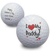custom logo golf ball wedding golf ball