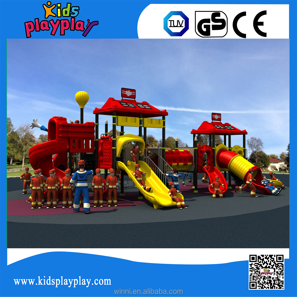 Hot selling inflatable kid's playing soft outdoor playground