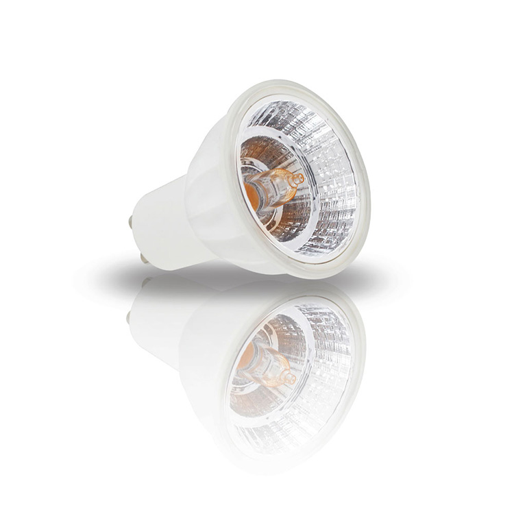 COB 3W 5W 6W 2700K 5000K 90 CRI led track spot light Gu10