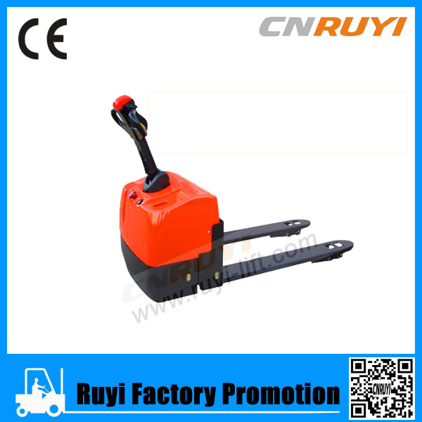loading/unloading machine mini electric pallet truck