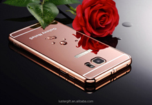 New arrival ! Luxury case for Samsung galaxy note 5 aluminium metal cell phone case
