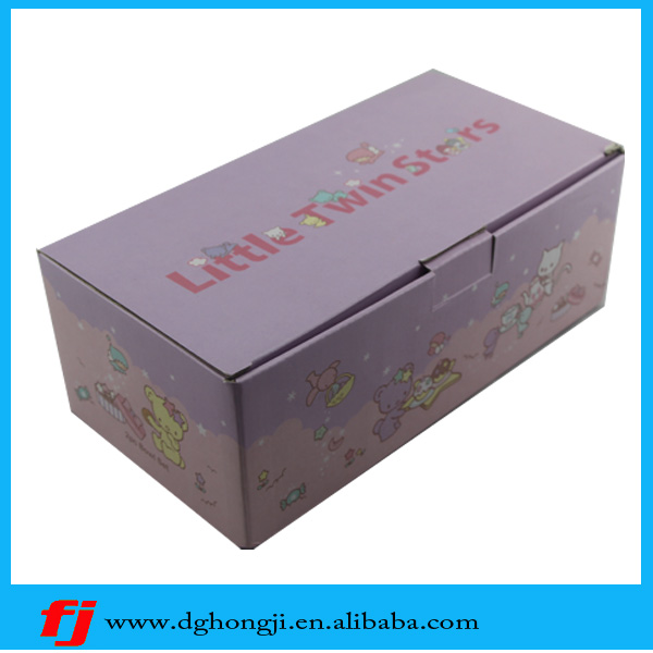 paper window gift box