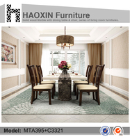 rubber wood table and chairs antique furniture manufacturer MTA395+C3321