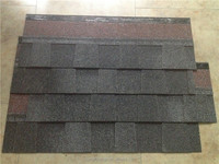 Astm Laminated Asphalt Roof Shingle Made from Glass Felt