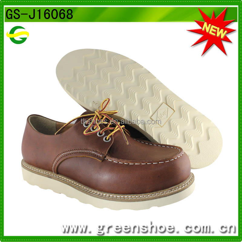 Greenshoe wholesale factory kids casulal shoes loafer boys