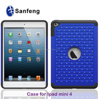 Rotating Case Cover for Apple iPad Mini/ iPad Mini 4 with Retail Package High Quality
