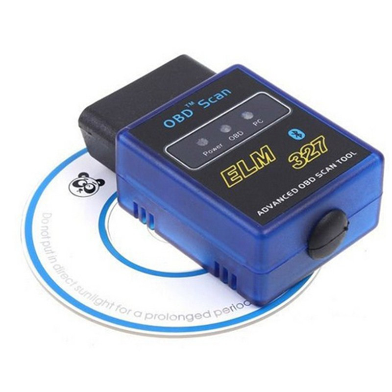 hot selling price bluetooth elm 327 version obd2 obdii elm327 for android torque car code obd. Black Bedroom Furniture Sets. Home Design Ideas