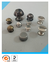 2016 hot sale new fashion metal decorative miniature rivets