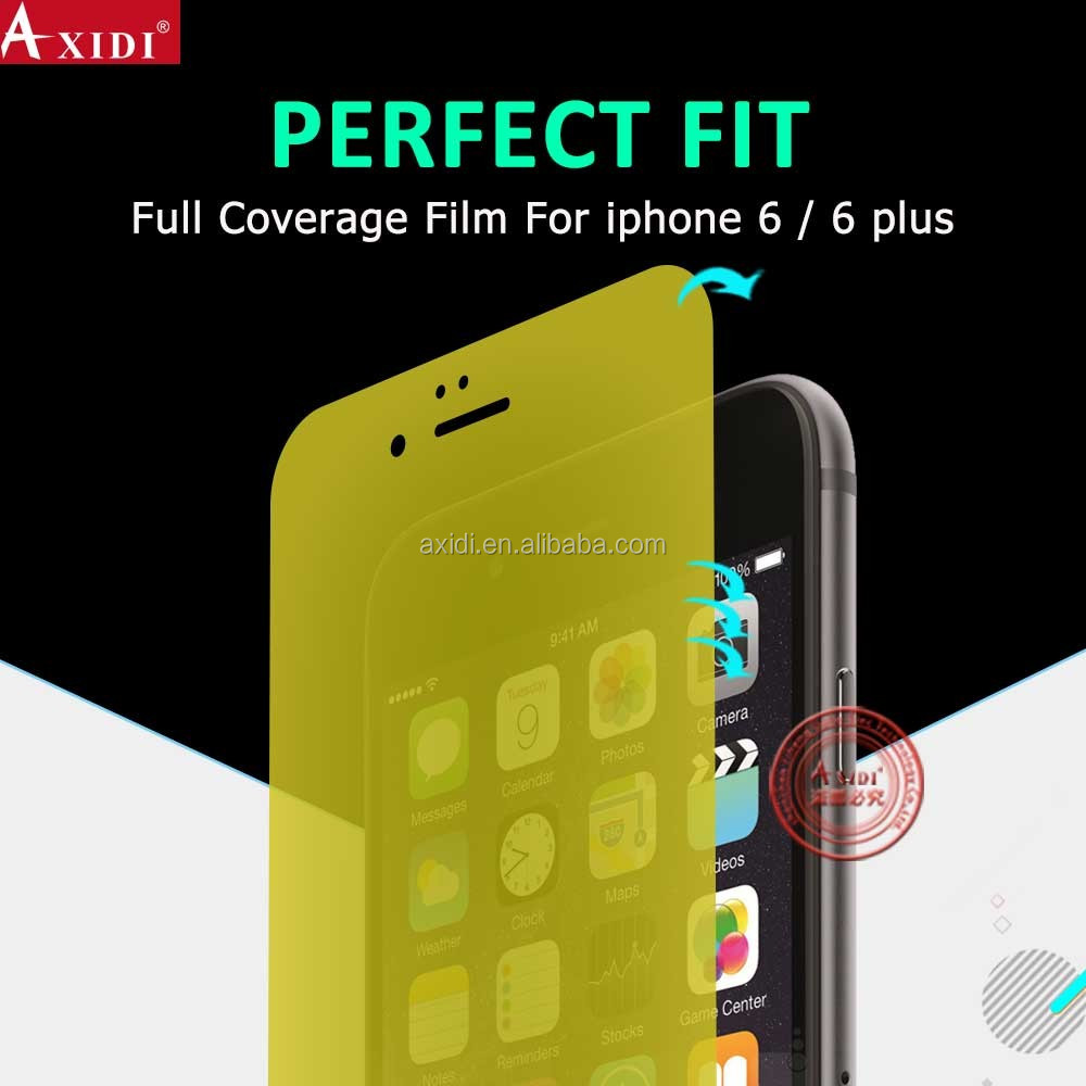 OEM Factory Supply Cell Phone Smart Touch Screen Protector For Iphone 6