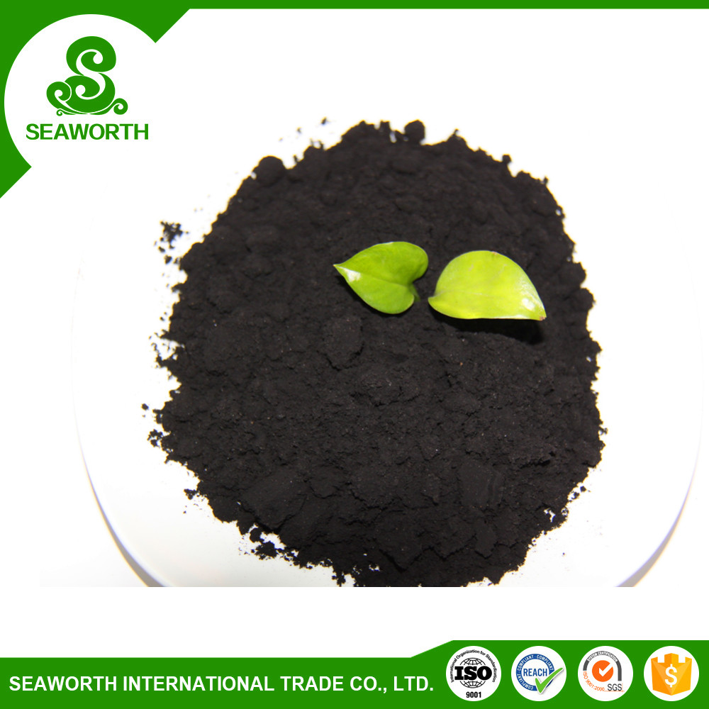 High quality leonardite humic acid organic High quality humate 50% extraction plant amino acid for customer