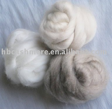 dehaired cashmere tops