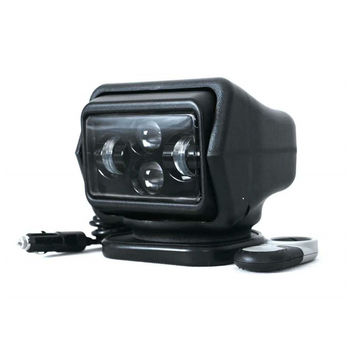 ECE R65 led search light head moving light