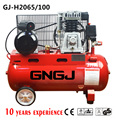 best price 3hp 8bar Italy belt driven air compressor