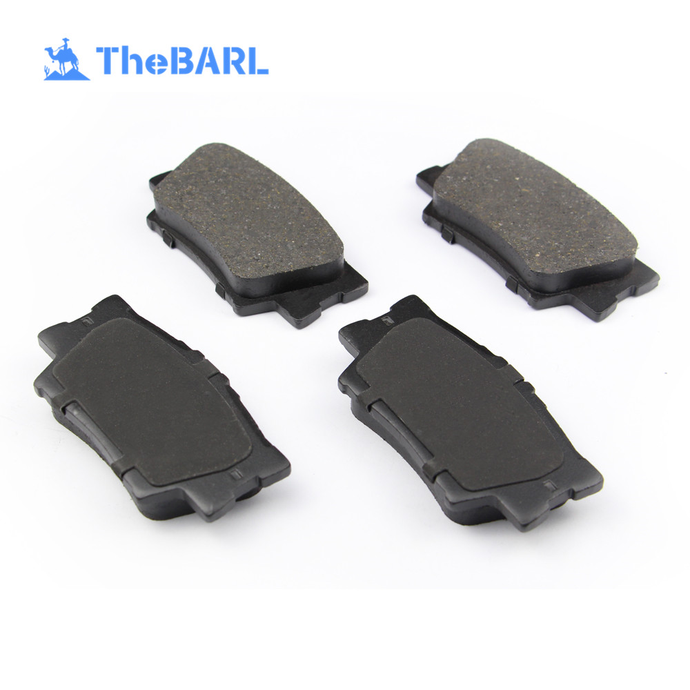 S18600162 Brake Pad Wheel Brake Parts For Geely TX4 London Taxi