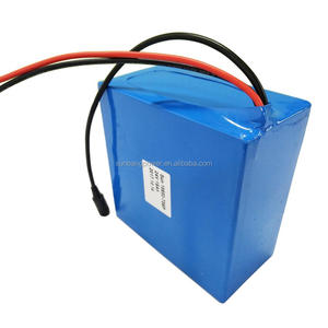 battery 12v 42ah with 18650 cells