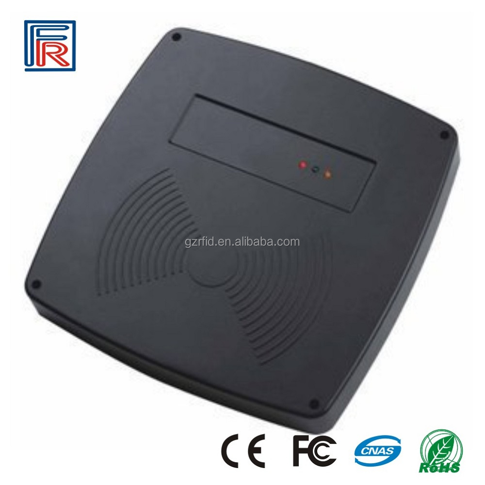13.56Mhz ISO14443A Desktop RFID smart card reader with USB interface