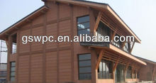New!!!wpc outer wall sunshading wpc decking flooring panel