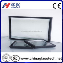 Customized size tempered low thermal conductivity reflective glass price