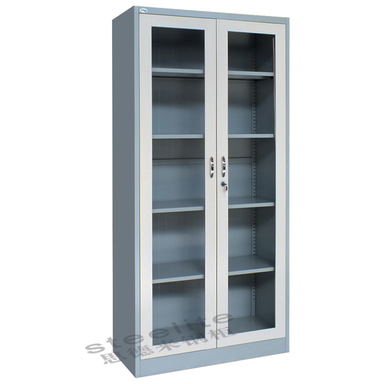 Glass swinging door medical file cabinet dimensions