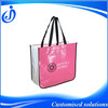 Waterproof Non Woven Glossy Laminated Tote Bag Wholesale