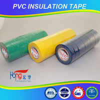 130mic China Manufacturer PVC Insulation Tape