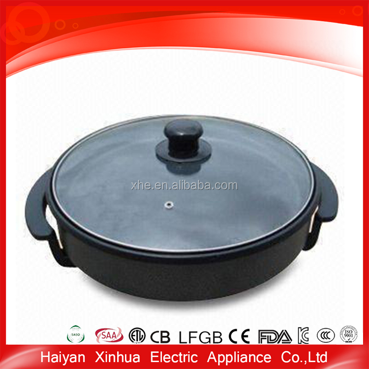 New production good offer professional electric skillet korean