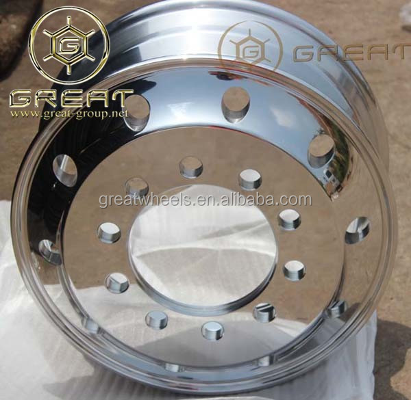 Alloy Truck Wheels made in china