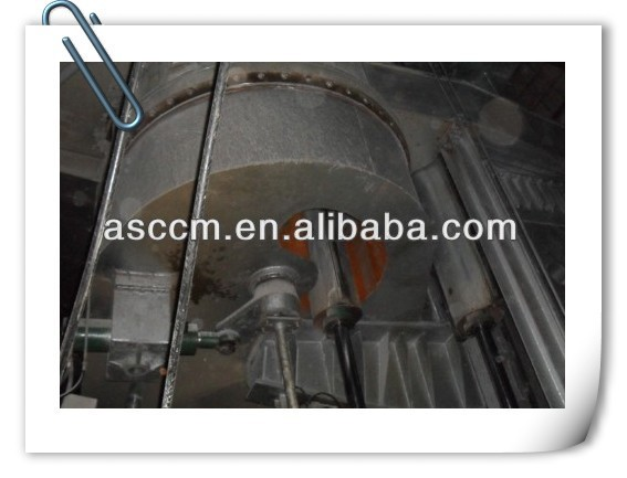 Heat treatment small-type used electric arc furnace
