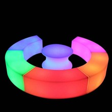 led plastic chair furniture& led bar stool like snake chairs& led bar stool and chairs