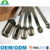 Accurate narrow heavy duty set of 6 measuring spoons stainless steel 18/8